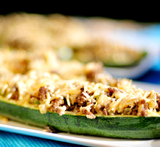 courgette rauw