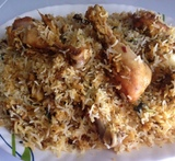 authentic hyderabadi chicken biryani