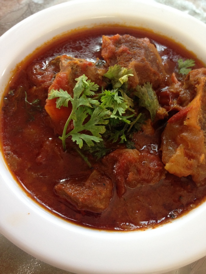 hyderabadi mutton masala