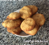 galletas de harina de arroz
