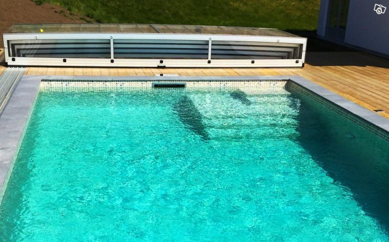 Thermoblock Pool 8x4,5x1,50 Basic+