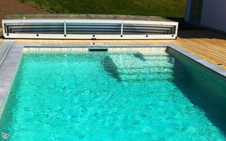 Thermoblock Pool 9x4x1,50 Basic+