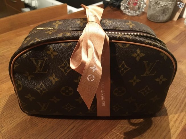 Vintage Louis Vuitton Necessity Bag