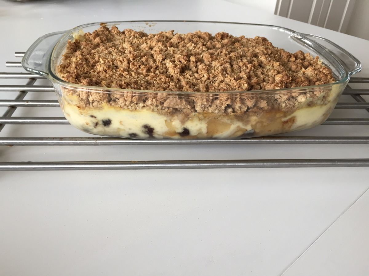 crumble havermout