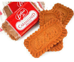 lotus caramelised biscuits