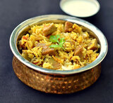 how to make veg biryani sanjeev kapoor