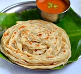 how to make parotta without egg in tamil