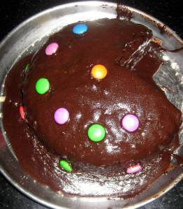 pillsbury eggless chocolate cooker cake recipe