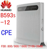 unlocked HUAWEI B593 b593s-12 12v router wifi 4g router with sim card slot rj45 mifi wireless 4g lte dongle cpe b593s b593u b890