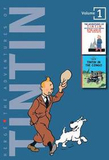 The Adventures of Tintin: Volume 1 'Tintin in the Land of the Soviets', 'Tintin in the Congo