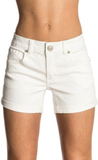 Last Tribe Denim Shorts white Gr. 26
