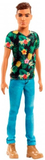 Barbie Ken Fashionistas Tropical Vibes Docka