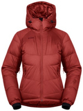 Sauda Down Jacket bordeaux Gr. S