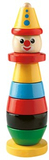 BRIO BRIO Baby - 30120 Stapel Clown