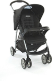 Akta Graco Mirage Plus (Svart Oxford)