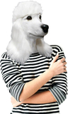 Masken Patty pudel pudel hund mask pudel masken super real
