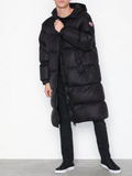 Colmar Long Maxi Down Jacket Jackor Black