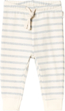 ebbe KidsGibbon sweat pant Blue fog stripe68 cm