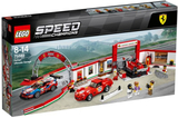 LEGO Speed Champions 75889, Ferrari ultimat garage