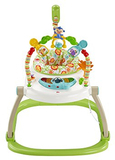 Rainforest Friends SpaceSaver Jumperoo, Fisher Price - Fisher Price babyleksak CHN38