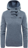 The North Face Women's Crescent Hooded Pullover Dam Tröja Blå L