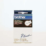 BROTHER P-Touch Tape Black On White 9mm TC-291