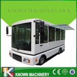 Mobile Food Trailer/ Street Mobile Food Cart/ China Factory Mobile Food Truck For Sale