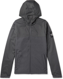 West Peak Shell Hooded Jacket - Charcoal