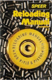 Speer Reloading Manual Number 11