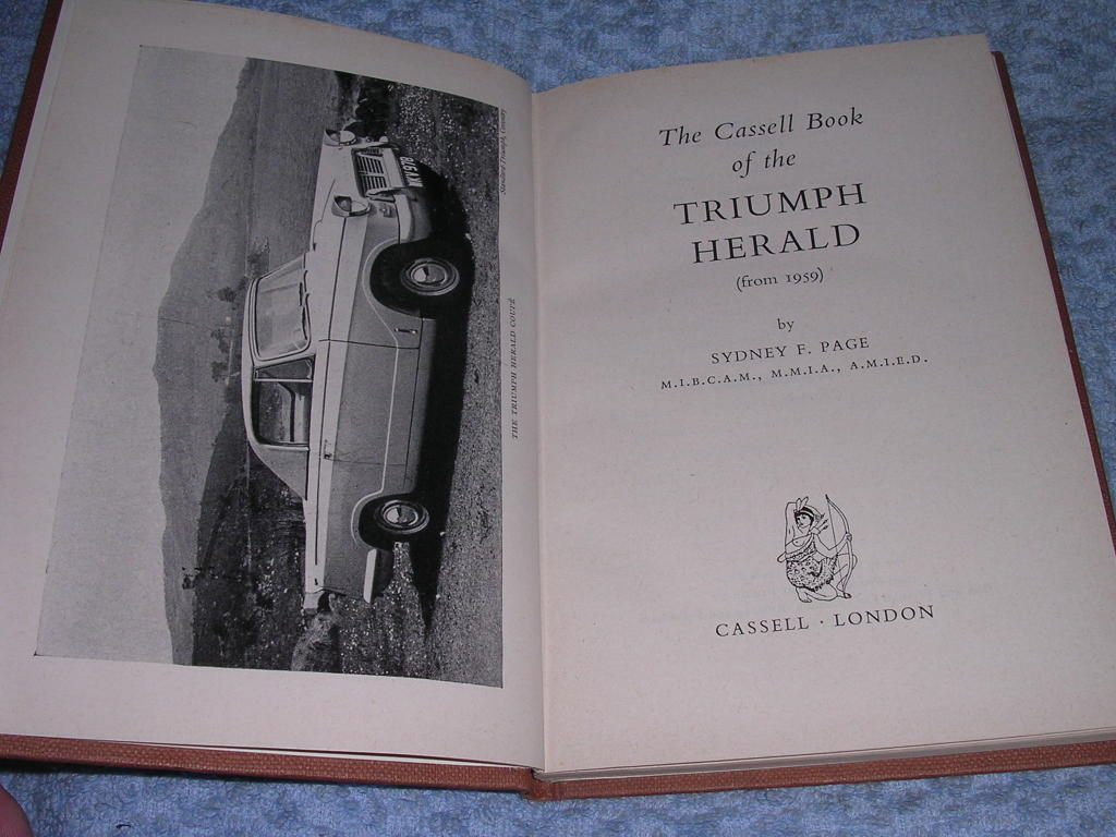 Triumph Herald (from 1959)
