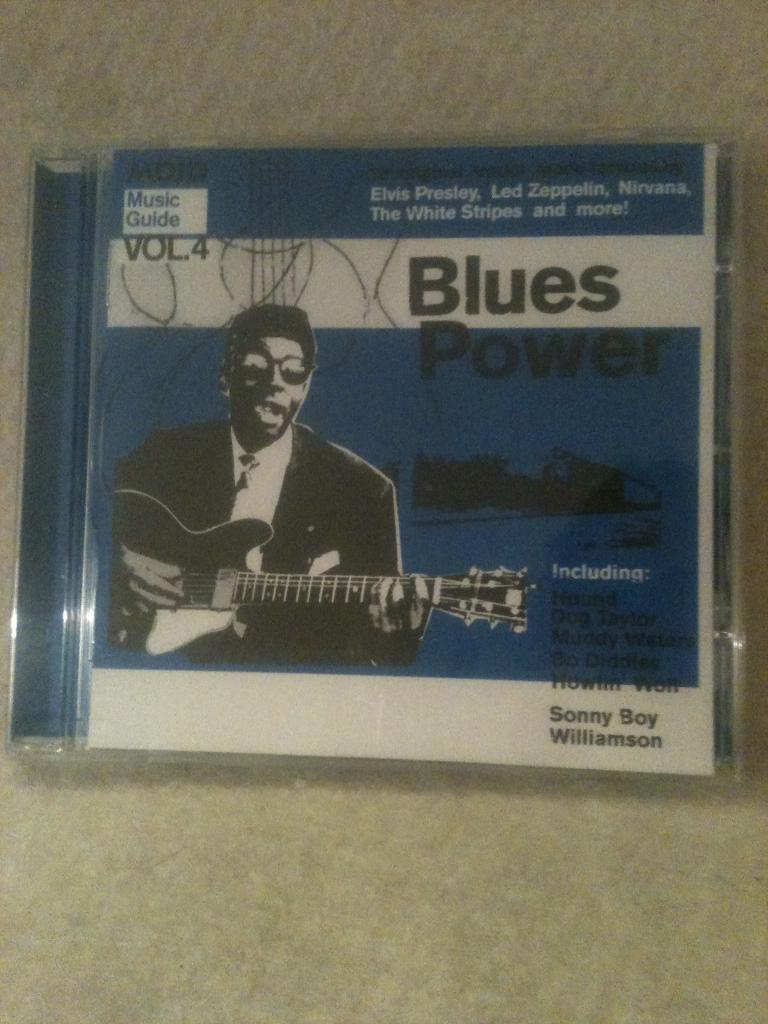 Blues Power Music MOJO Guide VOL.4