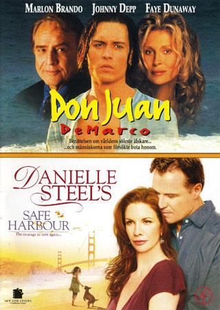 Don Juan De Marco / Safe Harbour (2-disc)
