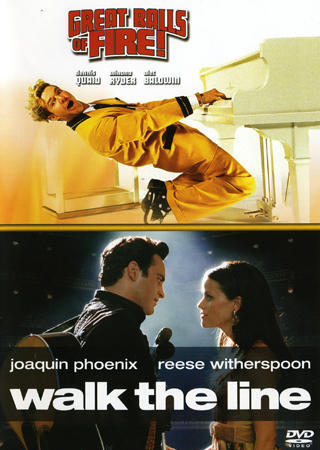 Great Balls of Fire! / Walk the Line (2 DVD)