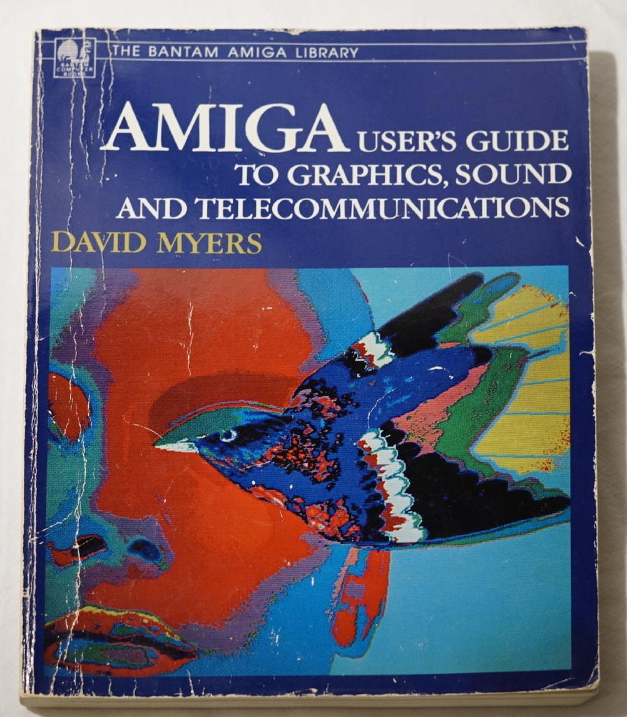 AMIGA User's guide to graphics, sound and telecommunications
