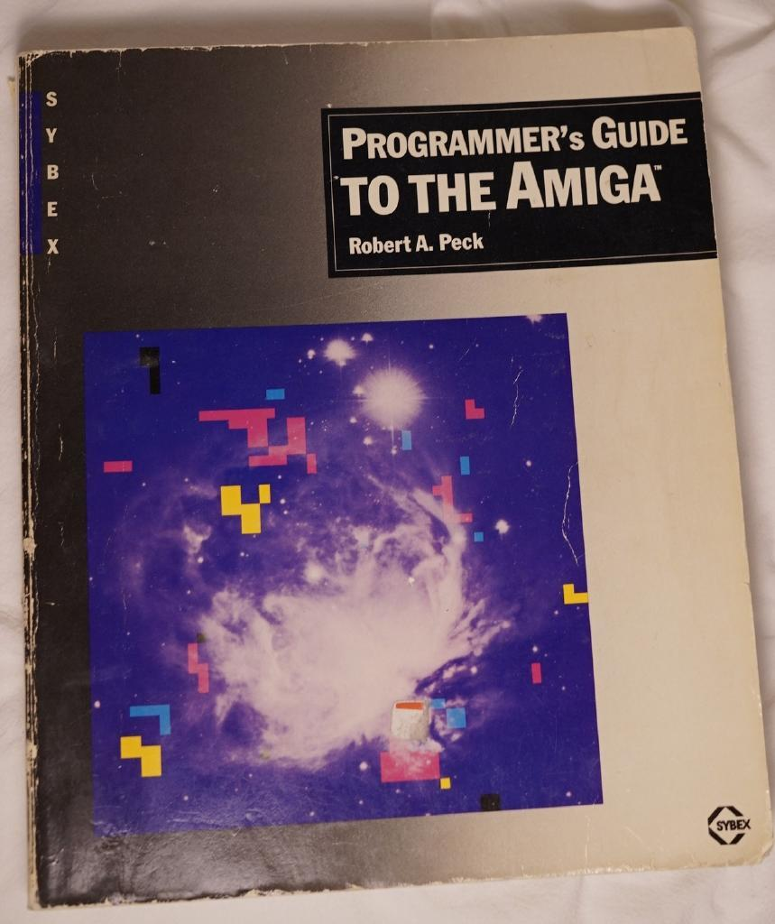 Programmer's Guide to the Amiga