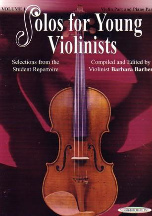 Solos for Young Violinists 1