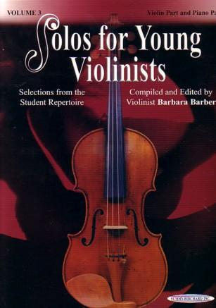 Solos for Young Violinists 3