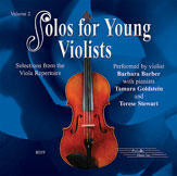Solos for Young Violists 2 - CD