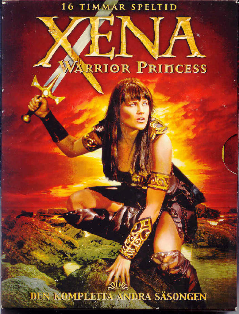 Xena - Warrior Princess - Säsong 2