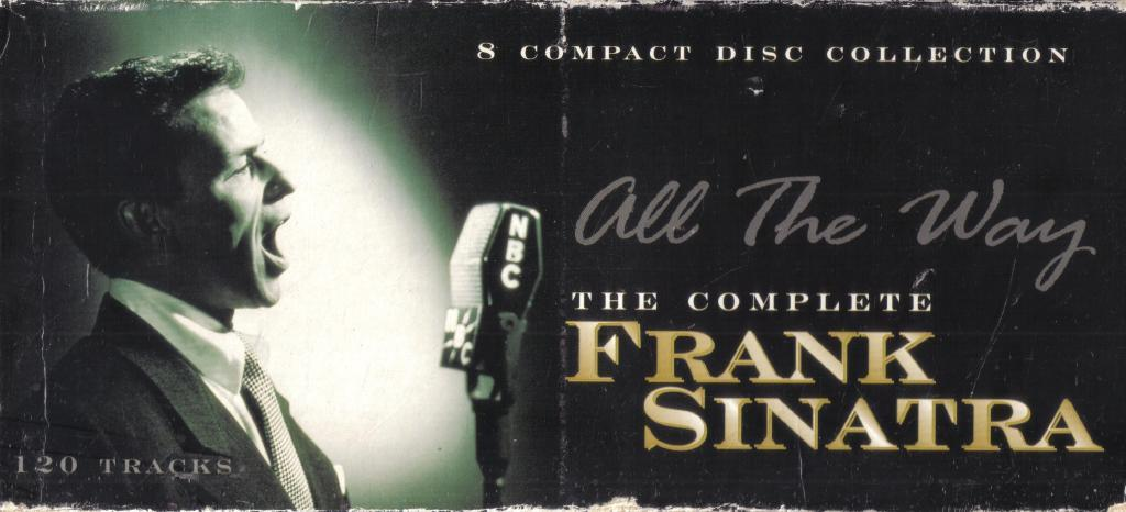 Frank Sinatra - All The Way Complete Frank Sinatra (8 CD Box Set)