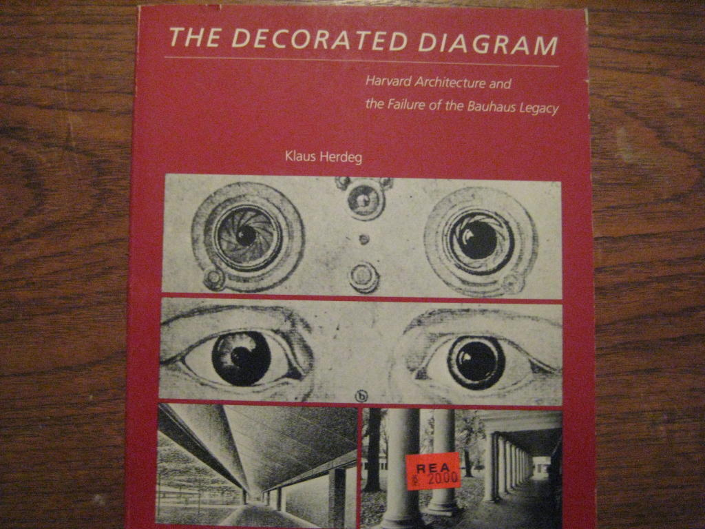The Decorated Diagram. Harvard Architecture and the Failure of the Bauhaus Legacy