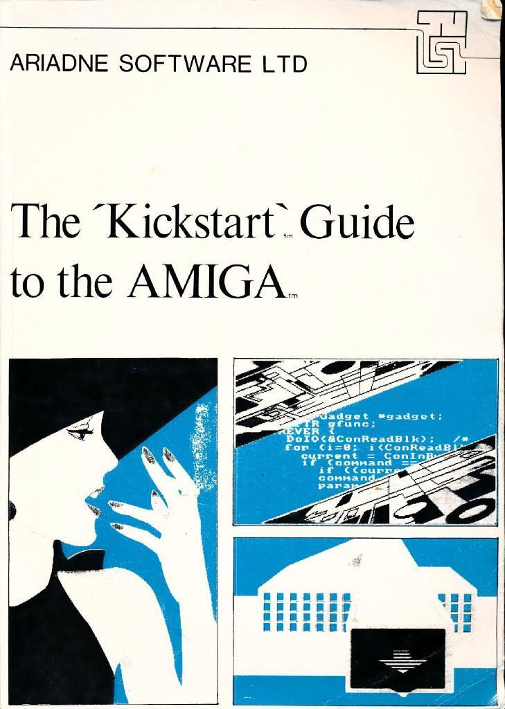 The kickstart guide to Amiga