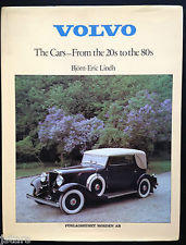 VOLVO The Cars-From the 20s to the80s