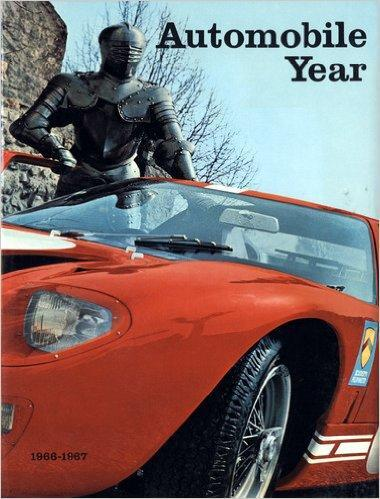 AUTOMOBILE YEAR 1966-1967 EDITION NO. 14