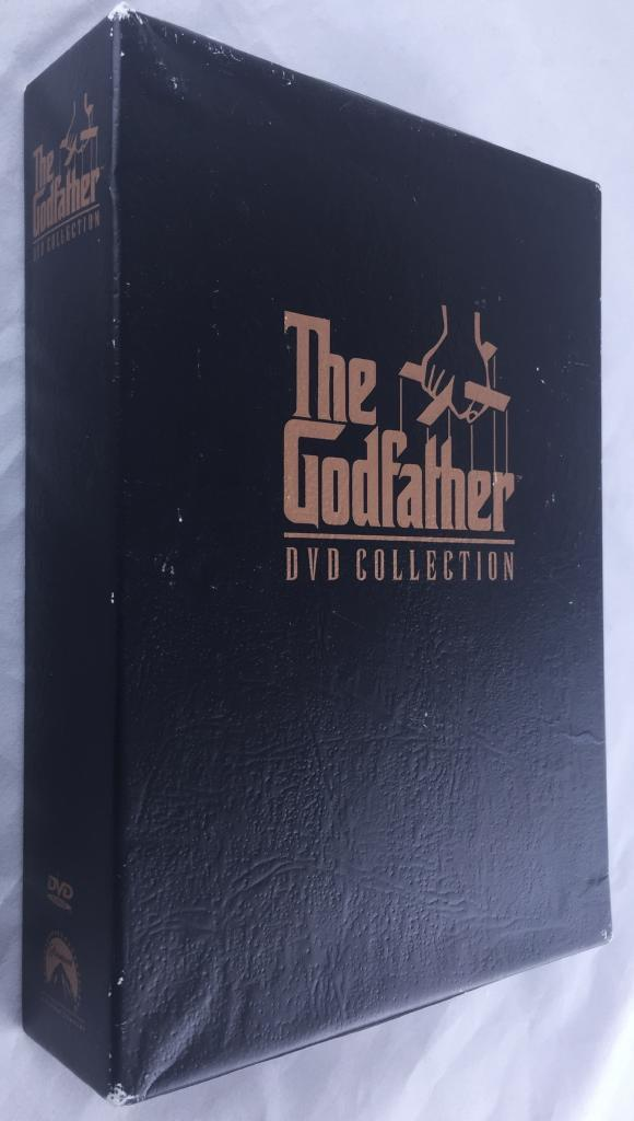 The Godfather / DVD Collection / 5 dvd
