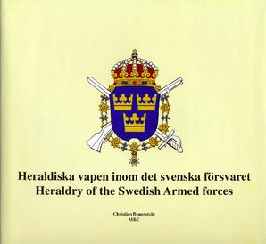 Heraldiska vapen inom det svenska försvaret = Heraldry of the Armed forces of Sweden