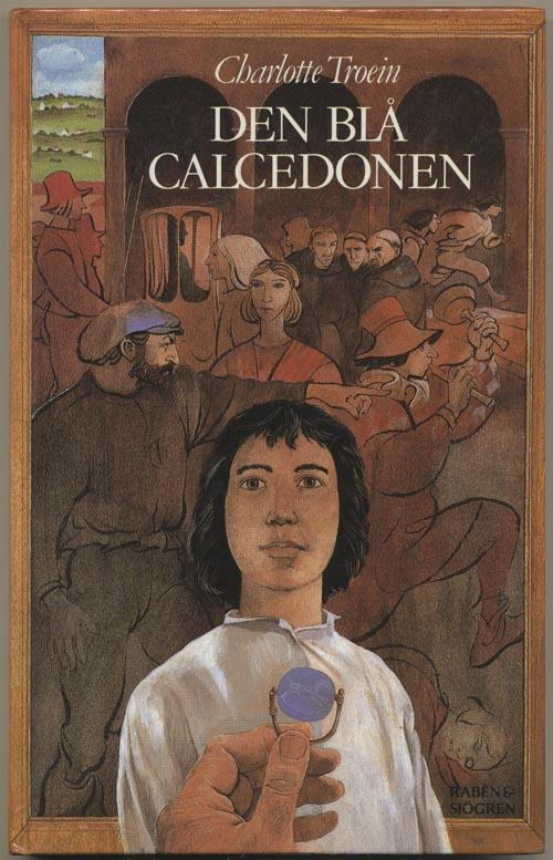 Den blå calcedonen