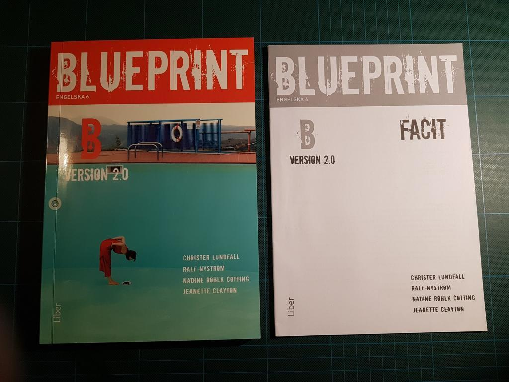 Blueprint B Version 2.0 Kursbok