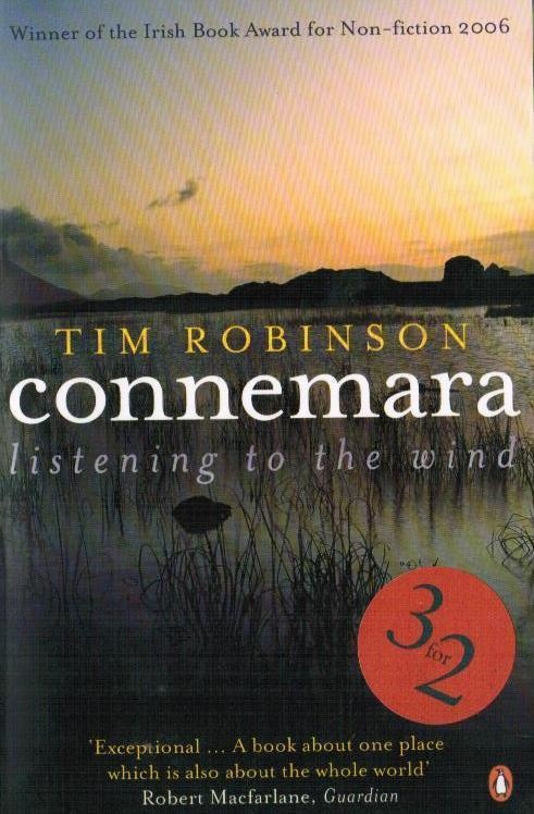 Connemara listening to the wind