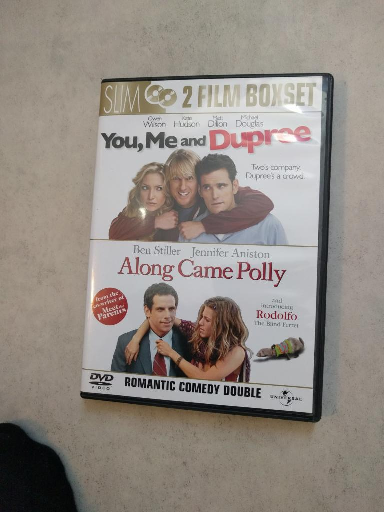 You, Me And Dupree / Along Came Polly
